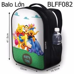 Balo Pooh và những người bạn - VBLFF082