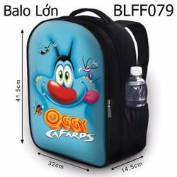 Balo học sinh Bộ phim Oggy và những chú gián HOT - VBLFF079