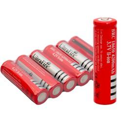 Pin Sạc Ultra Fire loại 3.7V và 4.2V - 1000mAh