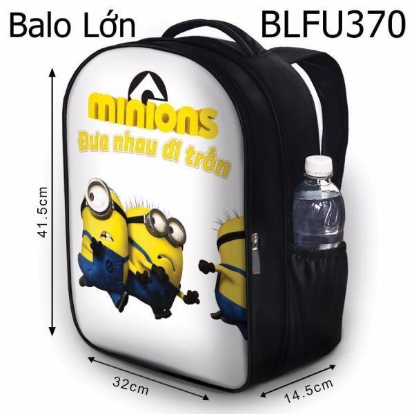 Balo học sinh Bộ phim Minions đưa nhau đi trốn HOT - VBLFU370 1