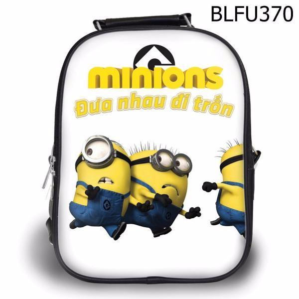 Balo học sinh Bộ phim Minions đưa nhau đi trốn HOT - VBLFU370 2