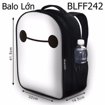 Balo Teen - Học sinh Bộ phim Mặt Baymax HOT - VBLFF242