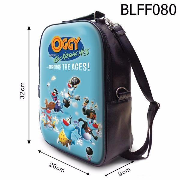 Balo Teen - Học sinh Bộ phim Oggy thời tiền sử HOT - VBLFF080 4