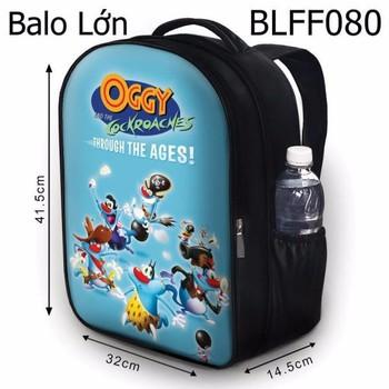 Balo Teen - Học sinh Bộ phim Oggy thời tiền sử HOT - VBLFF080