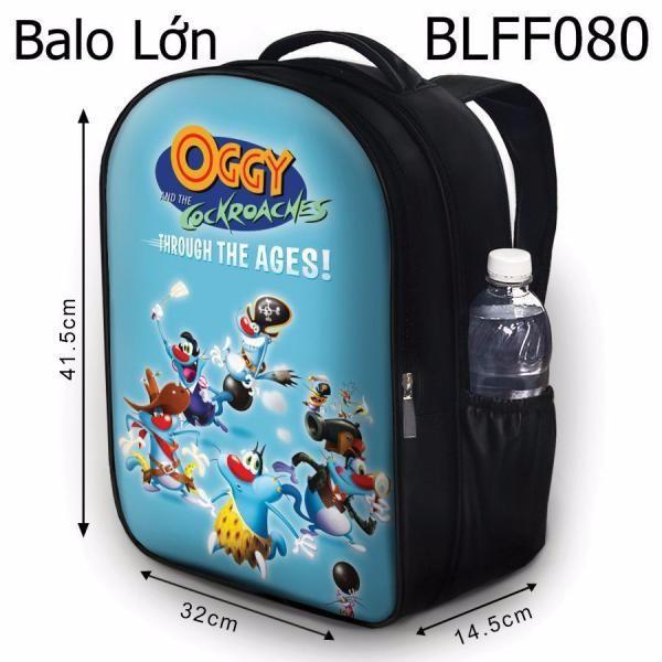 Balo Teen - Học sinh Bộ phim Oggy thời tiền sử HOT - VBLFF080 1