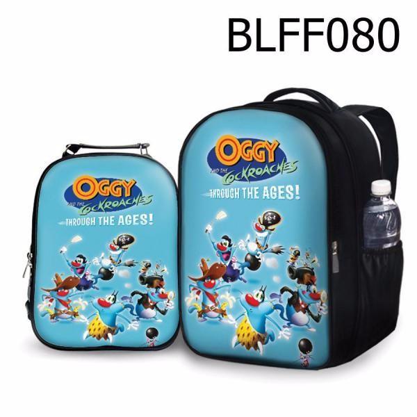 Balo Teen - Học sinh Bộ phim Oggy thời tiền sử HOT - VBLFF080 3