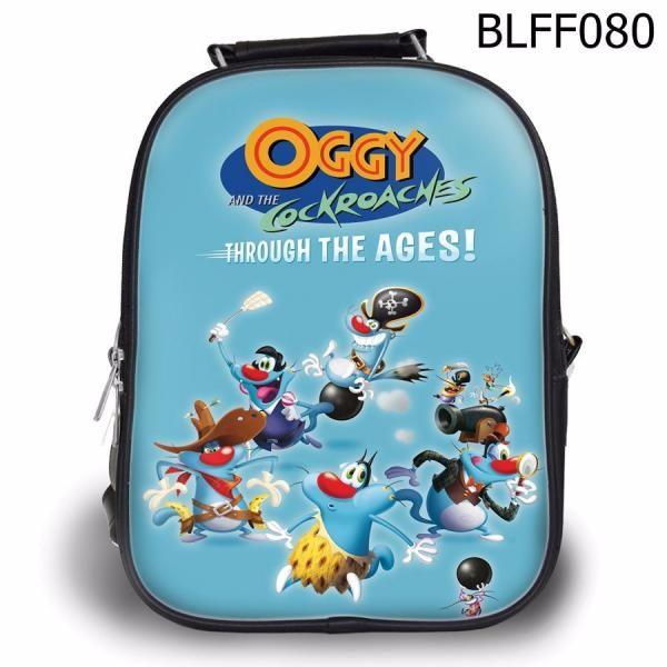 Balo Teen - Học sinh Bộ phim Oggy thời tiền sử HOT - VBLFF080 2