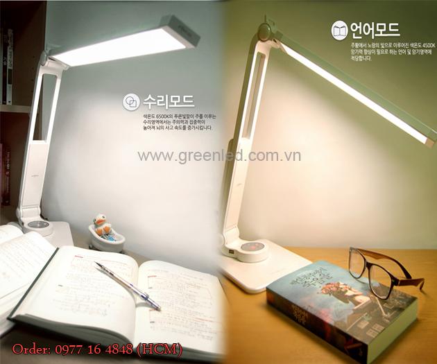 Đèn bàn học bảo vệ thị lực đổi màu giá chỉ 2,630k 3
