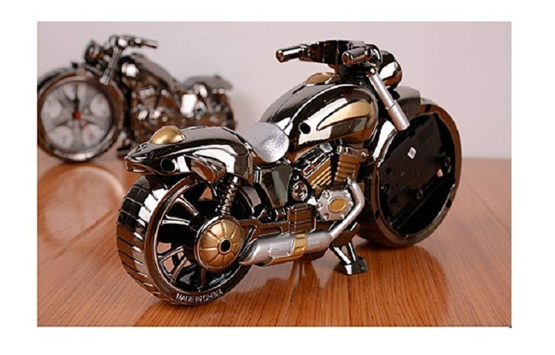 Đồng hồ để bàn hình xe moto phân khối lớn 6