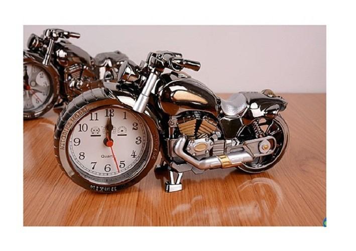 Đồng hồ để bàn hình xe moto phân khối lớn 2