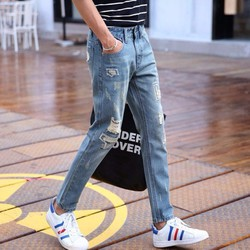 Quần Jeans rách LnA - QJLA05