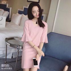 Đầm suông Quảng Châu về lại nha