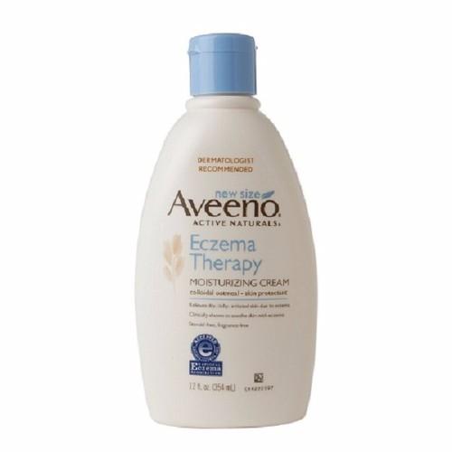 Sữa tắm trị chàm, khô da, dưỡng ẩm Aveeno Baby 236ml