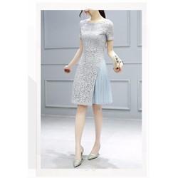 Đầm nữ thời trang, kiểu dáng trẻ trung, phong cách Hàn Quốc