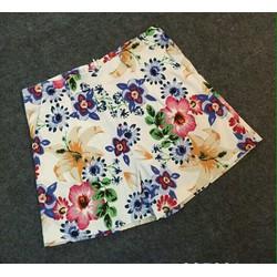 Quần sọt hoa Thái 50k