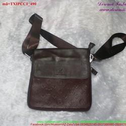 Túi đeo da ipad họa tiết phong cách sành điệu TXIPCC1