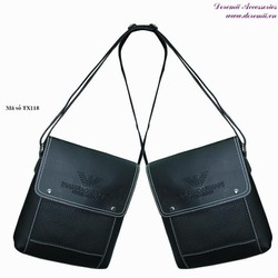 Túi đeo da ipad phong cách công sở lịch lãm nam tính TX118