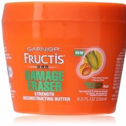 Kem ủ phục hồi tóc và da đầu hư tổn Garnier Fructis 250ml