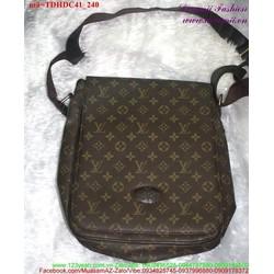 Túi đeo đi học đi chơi họa tiết sành điệu phong cách TDHDC41