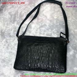 Túi xách ipad da cá sấu nổi bật phong cách sang trọng TXIPCC5