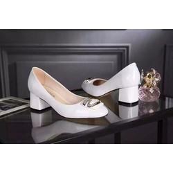 Giày cao gót nữ kiểu dáng sang trọng quý phái nhất