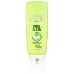 Dầu xả Garnier Fructis Pure Clean cho tóc thường 384 ml