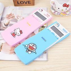 Máy tính 350MS-VC Xì tin - Hello Kitty Doraemon