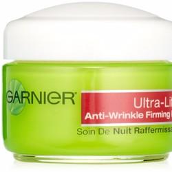 Kem chống lão hóa ban đêm Garnier Ultra-Lift Anti-Wrinkle Firming