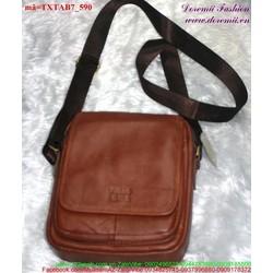 Túi đeo da ipad 7 galaxy tab phong cách sang trọng TXTAB7