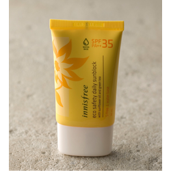 Kem Chống Nắng Innisfree Eco Safety Daily Sunblock SPF 35 50 ml
