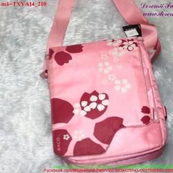 Túi đeo ipad sắc hồng nổi bật sành điệu TXVAI4