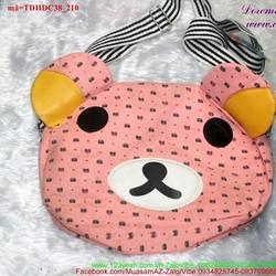 Túi đeo đi học đi chơi gấu Rilakuma đáng iu TDHDC38