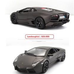 Mô Hình Xe Lamborghini Cao Cấp
