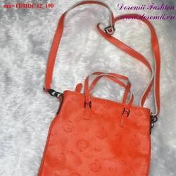 Túi đeo đi học đi chơi họa tiết nổi bật sành điệu TDHDC42