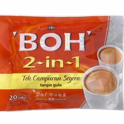 Trà kem hòa tan 2 trong 1 Boh Malaysia