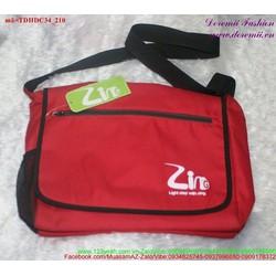 Túi đeo đi học đi chơi Zing phối viền tinh tế TDHDC34