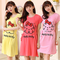 Váy ngủ hình Kitty cực xinh-132
