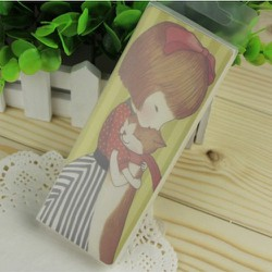 Bộ card bookmark Girl n cat