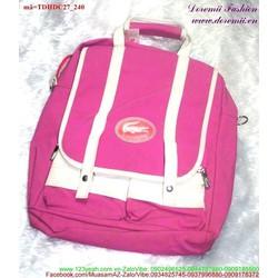 Túi đeo balo 2 trong 1 tiện dụng đa năng sành điệu TDHDC27