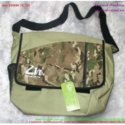 Túi đeo đi học đi chơi Zing họa tiết bụi bặm TDHDC25