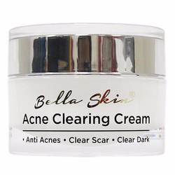 Kem Trị Mụn Xoá Vết Thâm Do Mụn Để Lại Bella Skin Acne Clearing Cream