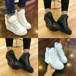 Giày Boots Khóa Nữ