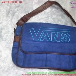 Túi đeo đi học đi chơi Vans cực sành điệu TDHDC20