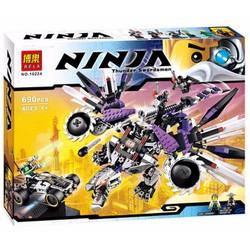 Hộp Ráp NinjaGo - Rồng Máy Chiến Đấu