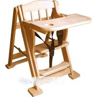 Ghế ăn bột bằng gỗ XK817
