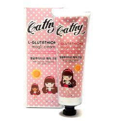 Kem dưỡng trắng chống nắng Cathy L-Glutathione Magic 138ml Hàn Quốc