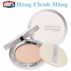 Phấn phủ dạng nén MISSHA The Style Fitting Wear Powder Pact SPF25 PA++