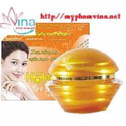 Kem Hokota trắng da - ngừa mụn - nám