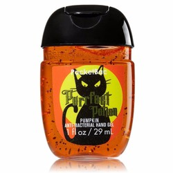 Gel rửa tay khô Bath Body Works PocketBac Purrfect Potion Pumpkin