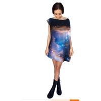 Đầm xuông 3D